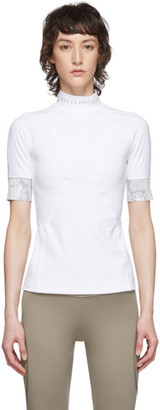 adidas by Stella McCartney White Run H.R. T-Shirt