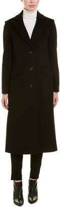 Cinzia Rocca Icons Wool & Cashmere-Blend Coat