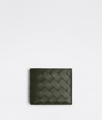 Bottega Veneta Bi-Fold Wallet With Coin Purse