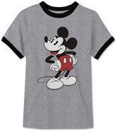 JEM Men's Mickey Mouse Print T-Shirt