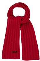 Loro Piana Cable Knit Cashmere Scarf