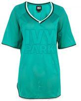 Ivy Park Logo mesh tee