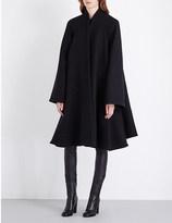 Gareth Pugh Bell wool coat