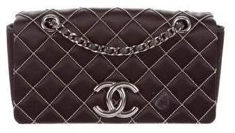 Chanel Extra Mini Beaded Flap Bag