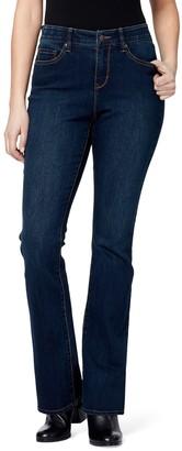 Gloria Vanderbilt Women's Comfort Curvy Bootcut Jeans