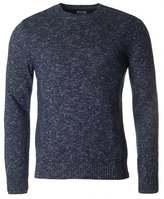 Edwin Standard Speckle Crew Neck Knit