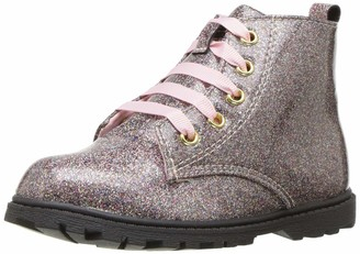 Baby Deer Girls' Glitter Boots Ankle