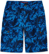 Arizona Printed Cargo Shorts - Boys 8-20, Slim and Husky