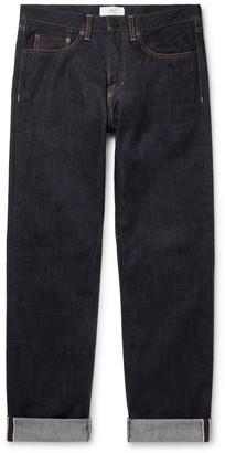 Mr P. Straight-Leg Selvedge Denim Jeans