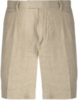 Polo Ralph Lauren chino shorts - men - Linen/Flax - 32