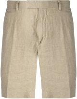 Polo Ralph Lauren chino shorts - men - Linen/Flax - 33