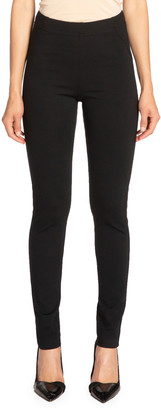 Santorelli Dawn Double Jersey Legging Pant with Seam Details