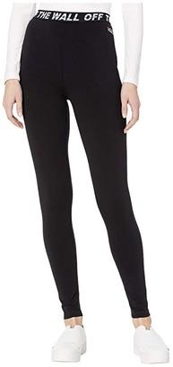Vans Blaire Leggings (Black) Women's Casual Pants