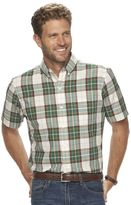 Arrow Men's Madras Plaid Button-Down Shirt