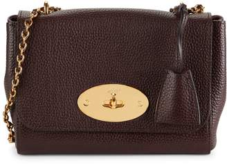 Mulberry Lily Leather Crossbody Bag
