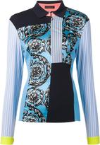 Versace 'Baroque Ice' shirt - women - Cotton - 44