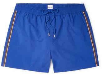 Paul Smith Slim-Fit Short-Length Swim Shorts