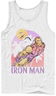 Disney Iron Man Tank Top for Men