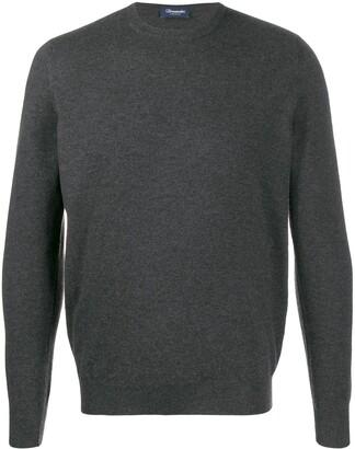 Drumohr cashmere crew-neck sweater