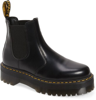 Dr. Martens 2976 Quad Platform Chelsea Boot