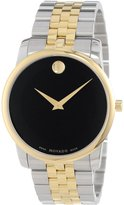 Movado Men's 0606605 Museum Classic Two-Tone Watch