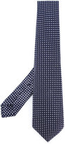 Kiton nautical motif tie - men - Cotton - One Size