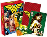 Wonder Woman Playing Cards
