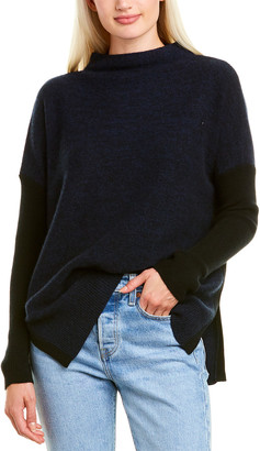 Forte Cashmere Easy Marl Cashmere Sweater