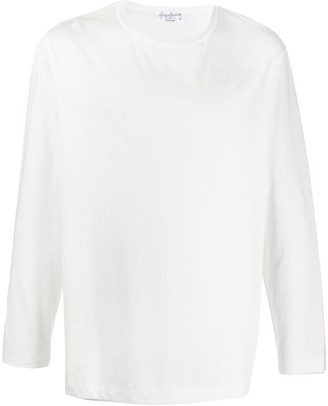 Yohji Yamamoto long sleeve T-shirt