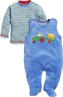 Schnizler Baby Boy's 2-Piece Handyman, T-shirt And Shorts Suit,(56)