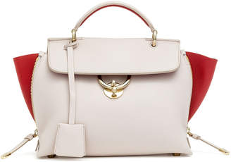 Salvatore Ferragamo Jet Set S off white (jasmine) leather bag