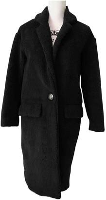 Gat Rimon Black Faux fur Coats