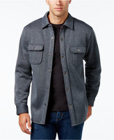 Tommy Bahama Men's Fireside Textured Shirt-Jacket