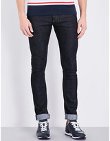 Bally Turn-up Slim-fit Tapered Jeans