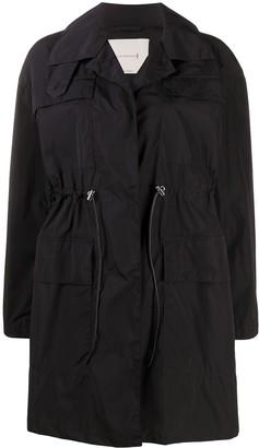 MACKINTOSH Woodhill short coat