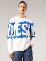 Diesel Sweaters 0WAQQ - White - L