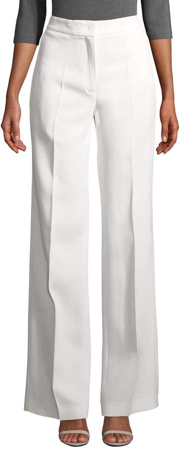 Derek Lam Women's Solid Wide Leg Pants