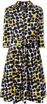 Samantha Sung print tie waist Audrey dress
