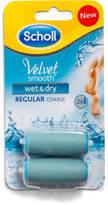 Scholl Velvet Smooth Wet & Dry Refill