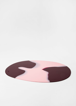 Paul Smith Corsi Design x Pink Resin Placemat