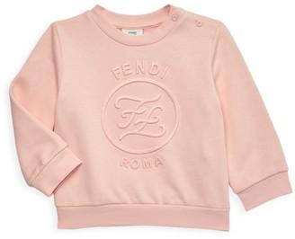 Fendi Baby Girl's Karligraphy Roma Sweatshirt