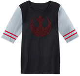 Disney Star Wars Rebel Alliance Starbird Fashion Tee for Women