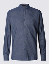 Collezione Tailored Fit Pure Cotton Long Sleeve Shirt