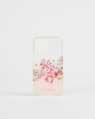 Ted Baker YASSYI Jasmine Anti Shock iPhone Mini 12 Case