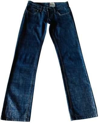 Mauro Grifoni Metallic Denim - Jeans Trousers for Women
