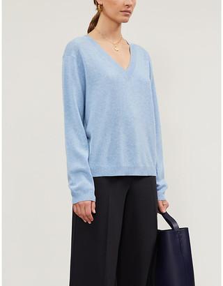 People's Republic Of Cashmere V-neck cashmere jumper