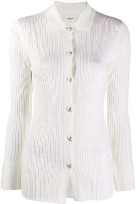 Barena Ribbed-Knit Shirt