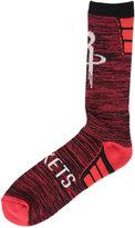 For Bare Feet Houston Rockets Jolt Socks