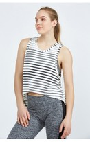 Beyond Yoga Bring It Ommmbre Striped Muscle Tank
