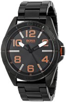 HUGO BOSS BOSS Orange Men's 1513001 Berlin Black Bracelet Watch